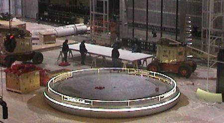 2008 Chicago Auto Show building